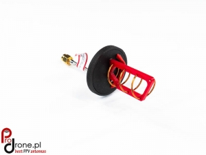 PRO Helical antenna 3.5 turn 5.8Ghz 8.8 dbi